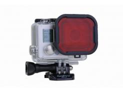 Polar Pro Red Filtr - GoPro HERO3+
