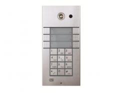 9135160K, 2N Helios Základní modul 3x2 tlačítka + klávesnice
