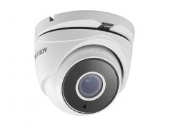 DS-2CE56D7T-IT3Z, venkovní motor-zoom dome HD TVI kamera 1080p, f2.8-12 mm, IR 40m, WDR, Hikvision
