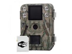 Fotopast PREDATOR XW CAMO + 16GB WiFi SD karta, 4ks baterií a doprava ZDARMA!