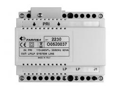 2230, oddělovač sběrnice DUO, DUO systém