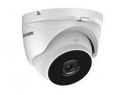 DS-2CE56D8T-IT3Z, venkovní motor-zoom dome HD TVI kamera 2 Mpx, f2.8-12 mm, EXIR IR 40m, Hikvision