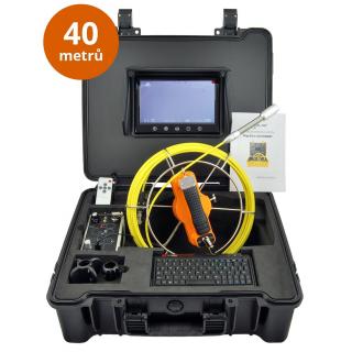 CEL-TEC PipeCam 40 Expert