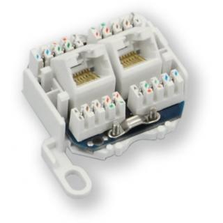 Dátová zásuvka LAN-TEC WO-312 COMPACT