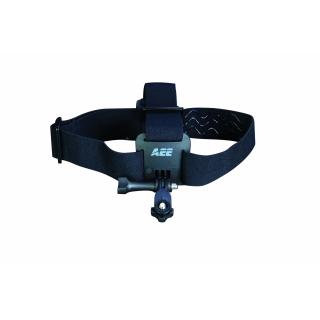 Držiak na hlavu čelovka pre športové kamery