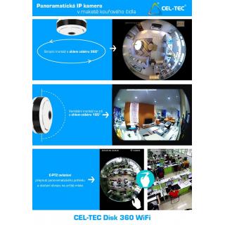CEL-TEC Disk 360 WiFi