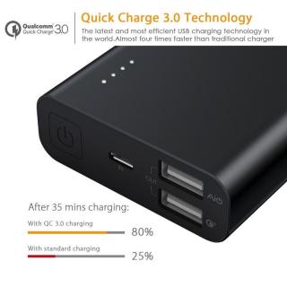 AUKEY Quick Charge 3.0 10050mAh - PB-AT10