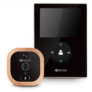 Digitálne dverové kukátko Eques VEIU Mini