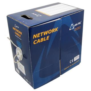 Sieťový kábel LAN-TEC DC-202 C5E UTP - 305 m