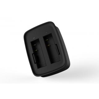 Externá nabíjačka pre 2 batérie CEL-TEC BlackWolf