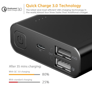 AUKEY Quick Charge 3.0 20100mAh - PB-AT20