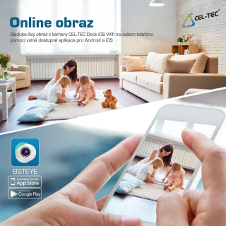 CEL-TEC Dock iOS Wifi
