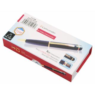Špionážní pero HD CEL-TEC