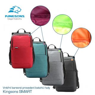 Kingsons Smart Red 15,6