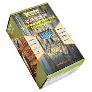 UOVision Yager S1 + 8 GB karta zdarma