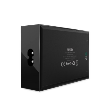 AUKEY USB 5 port Charger W PA-U33