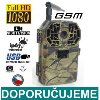 BUNATY FULL HD GSM + ZDARMA 16gb sd karta + batérie