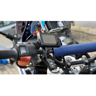 Duálna kamera na motorku CEL-TEC MK01 DUAL GPS