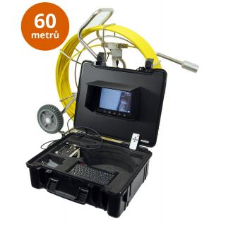 Inšpekčná kamera CEL-TEC PipeCam 60 Expert