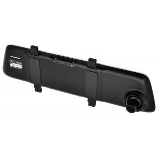 Kamera do auta v spätnom zrkadle CEL-TEC M6s Dual Touch