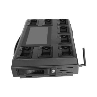 CEL-TEC PK70 Dokovacia stanica 8 port 2TB