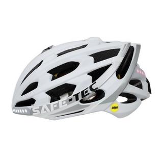 Safe-Tec TYR 3 White XL (61cm - 63cm)