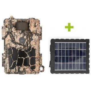 OXE Spider 4G + solární panel