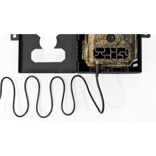 Ochranný kovový box pro fotopast OXE Panther 4G