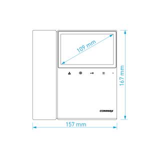 Commax CDV-43K2/DRC-40K
