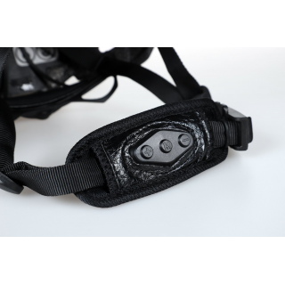 Safe-Tec TYR 2 Black-Blue XL (61cm - 63cm)