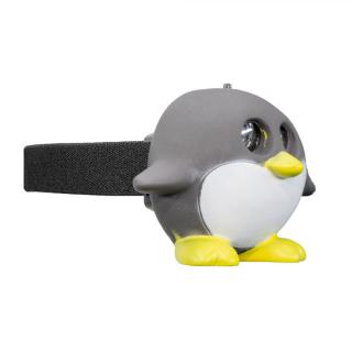 OXE LED čelová svítilna, tučňák
