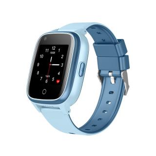 CEL-TEC KT17 Blue - detské 4G hodinky s GPS lokátorom a fotoaparátom