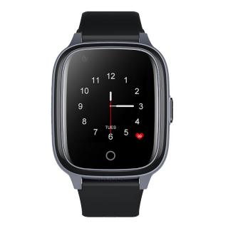 CEL-TEC KT17 Black - detské 4G hodinky s GPS lokátorom a fotoaparátom