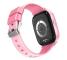 CEL-TEC KT17 Pink - detské 4G hodinky s GPS lokátorom a fotoaparátom