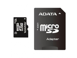 A-DATA 16GB MicroSDHC karta Class 10