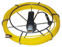 Kabel s cívkou PipeCam 20 kabel