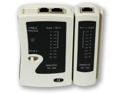 Tester káblových rozvodov LAN-TEC TS-468