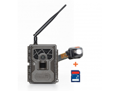 UOVision Home Guard W1 + ZDARMA 8 GB karta + čelovka HL125