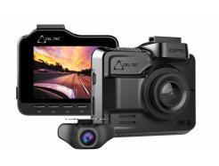 Palubná kamera CEL-TEC K4 Dual GPS