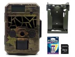 Fotopasca FORESTCAM TINY + 8GB SD karta, 4ks líthiových batérií, kovový box!
