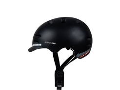 Inteligentná bluetooth pribla Safe-Tec SK8 Black S (53cm - 55cm)