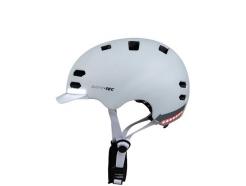 Safe-Tec SK8 White M (55cm - 58cm)