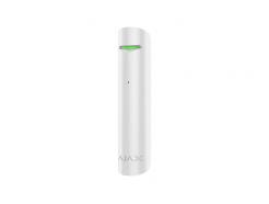Ajax GlassProtect White - detektor rozbitia skla