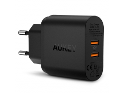 USB 2 port quick Charger PA-T16