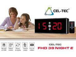 Kamera v hodinách FHD 39 Night E