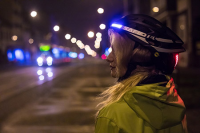 Inteligentné bluetooth prilby na bicykel MTB
